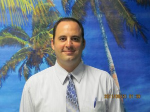 Ron Bruno, Assistant Principal